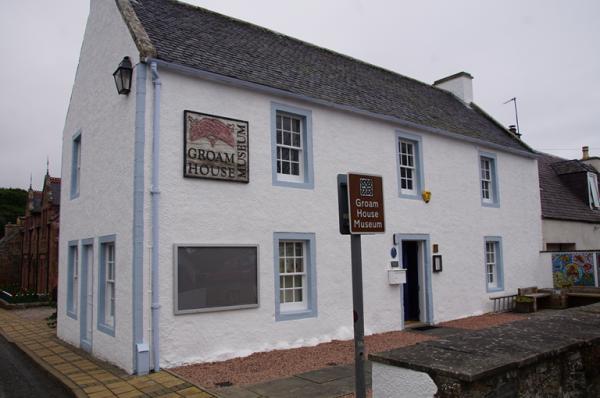 Photo of Groam House Museum